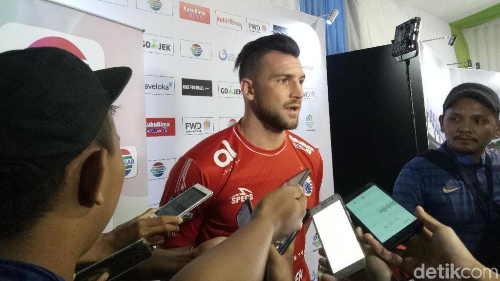 Andai Lolos Liga 1, Kalteng Putra Bidik Andik Vermansah dan Marko Simic