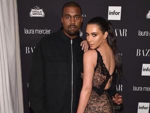Makin Religius, Kanye West Pernah Larang Anak Pakai Makeup
