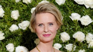Foto: Cynthia Nixon, dari Sex and The City ke Pilgub New York