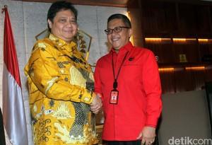 Golkar dan PDIP: Jokowi Tak Perlu Cuti saat Kampanye Pilpres