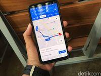 Rute Motor di Google Maps Tersedia di Indonesia