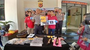 Pembunuh Marketing WO di Bogor Berniat Merampok Korban