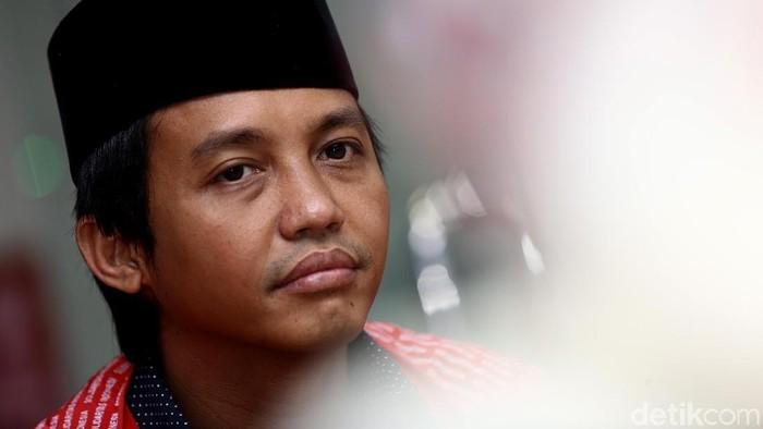 Wakil Sekretaris TKN Jokowi, Raja Juli Antoni. (Muhammad Ridho/detikcom)