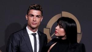 Rekaman Kemesraan Ronaldo-Georgina