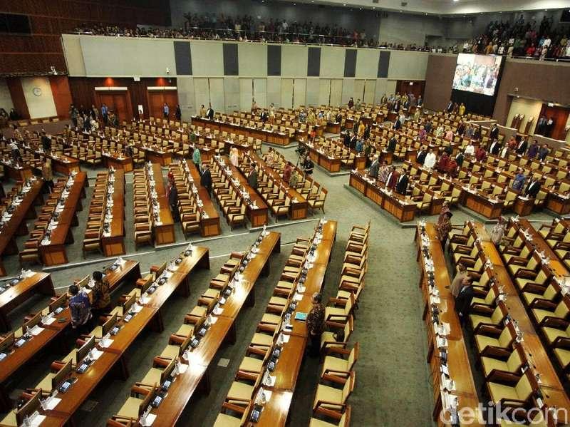 DPR Siap Paripurnakan RUU Antiterorisme Jumat 25 Mei