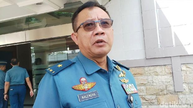 Kepala RSAL Dr Ramelan Surabaya Laksamana TNI IDG Nalendra