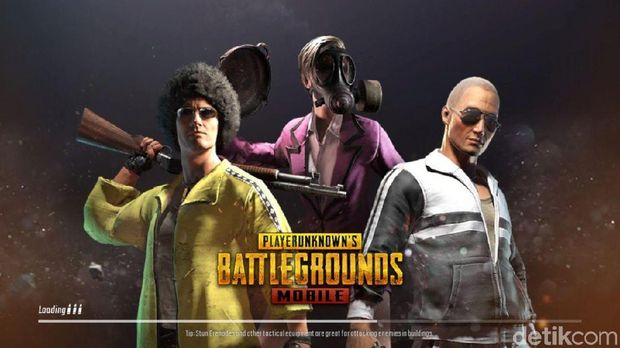 Pubg Mobile Pesaing Berat Game Battle Royale Mobile