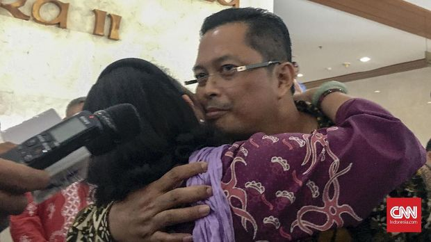 Mayudin dan Titiek Tepis Berkonflik soal Jabatan Pimpinan DPR