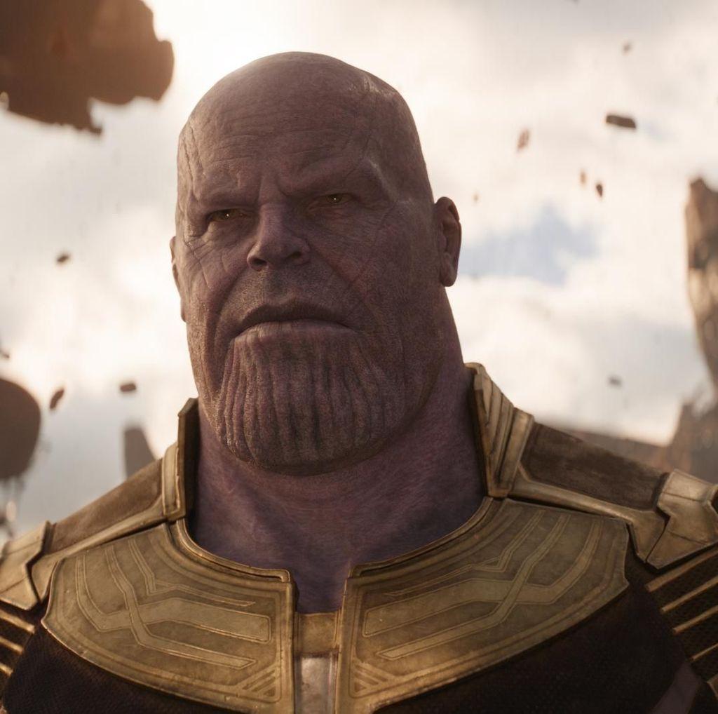 Thanos di Trailer Avengers: Endgame Serupa Kisahnya di Komik