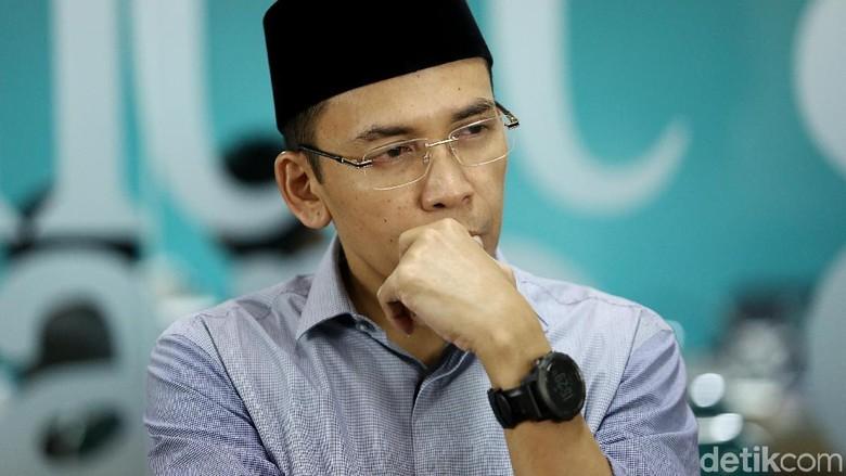 Ketua Wanhor PD Kontak TGB, Pastikan Tak Ada Sanksi Dukung Jokowi