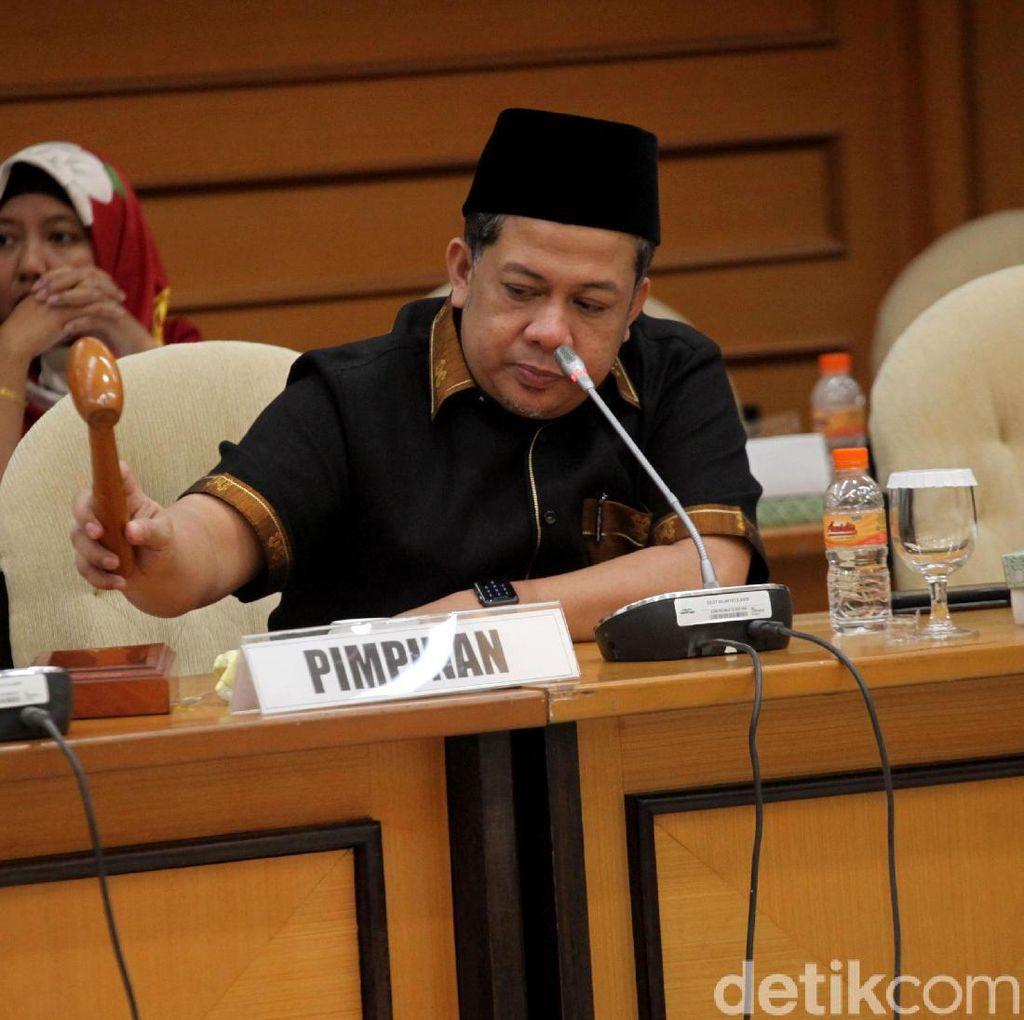 Pimpinan DPR Akan Jawab Surat KPK dengan Kronologi Pembahasan RUU KPK