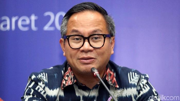 Direktur Utama Bank Mandiri Kartika Wirjoatmodjo