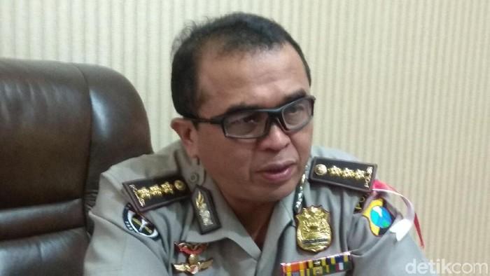 Kabid Humas Polda Jatim Kombes Frans Barung Mangera (Foto: Hilda Meilisa Rinanda/File)