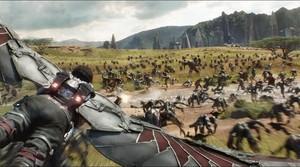 Wakanda Diserang Pasukan Thanos di Teaser Terbaru Infinity War