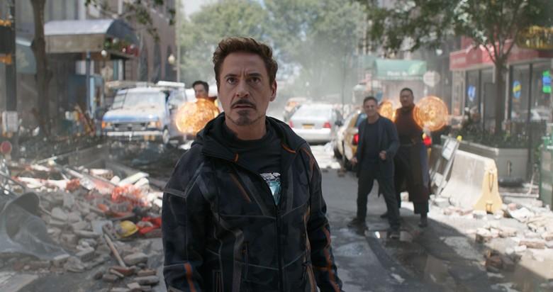 Meski Sukses, Adegan Ini Tak Akan Ada di Avengers: Infinity War Foto: Marvel Studios