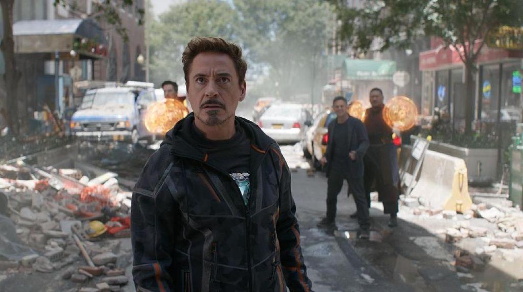 Para Superhero Bakal Lalui Perjalanan Waktu di Avengers: 4