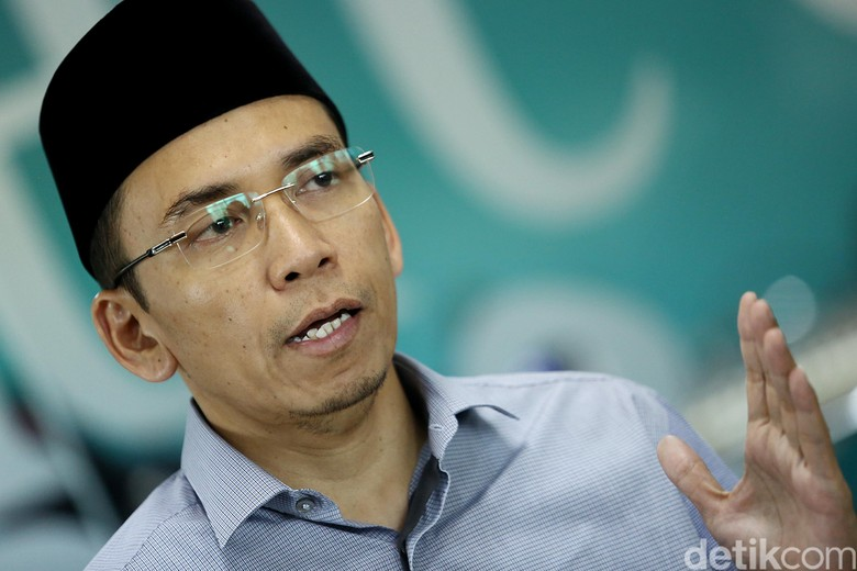 Soal Apa Salah Saya Dukung Jokowi Versi Luhut dan TGB