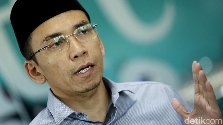 TGB Dukung Jokowi, Golkar: Akan Perkuat Pemenangan di 2019