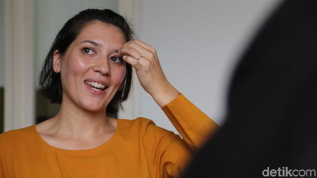 Hannah Al Rashid Sempat Sakit Hati Dilabeli Bule