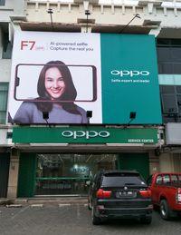 Ini Keunggulan Kamera Oppo F7
