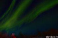 Aurora dari Kota Murmansk (Dina Rayanti/detikTravel)