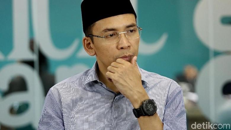 Dukung Jokowi 2 Periode, TGB: Tak Ada Bicara Jabatan