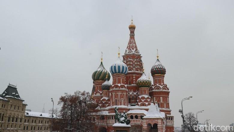 Foto: Wisata ke Rusia (Dina Rayanti/detikTravel)