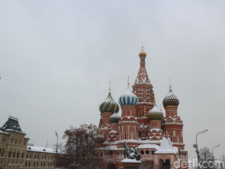 Ini Panduan Traveling dan Nonton Piala Dunia di Rusia
