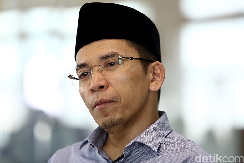 TGB Dukung Jokowi: Pro-Jokowi Gembira, Oposisi Terkaget-kaget
