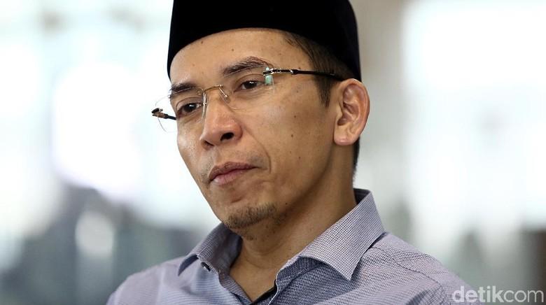 Apa Salah TGB Dukung Jokowi?