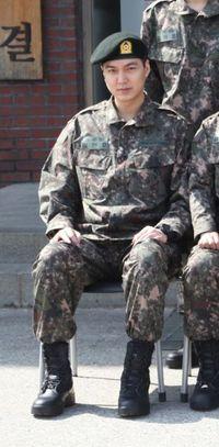 Lee Min Ho Wajib Militer, Nggak Nyangka Penampilan Jadi Begini