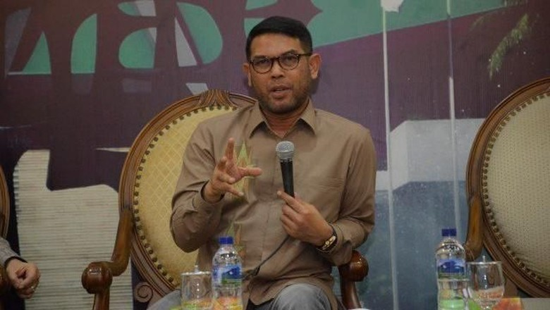 Protes soal Surat Bersih, Nasir Djamil: Capim KPK Nawawi Gegabah