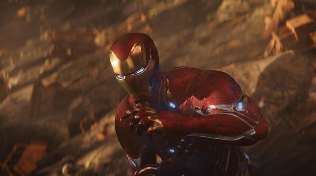 Doctor Strange Tahu Tony Stark Bakal Mati Sejak Infinity War