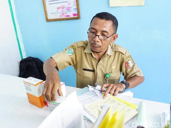 Perawat Sul. Foto: Suherni