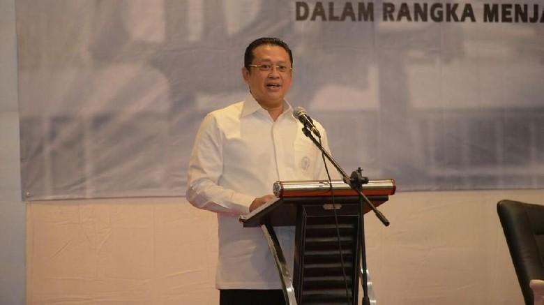 Ketua DPR Dorong Kubu Jokowi dan Prabowo Setop Kampanye Hitam