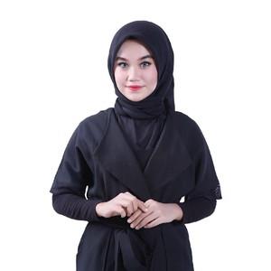 Serba Hitam, Ini Penampilan Peserta Sunsik Hijab Hunt 2018 asal Surabaya