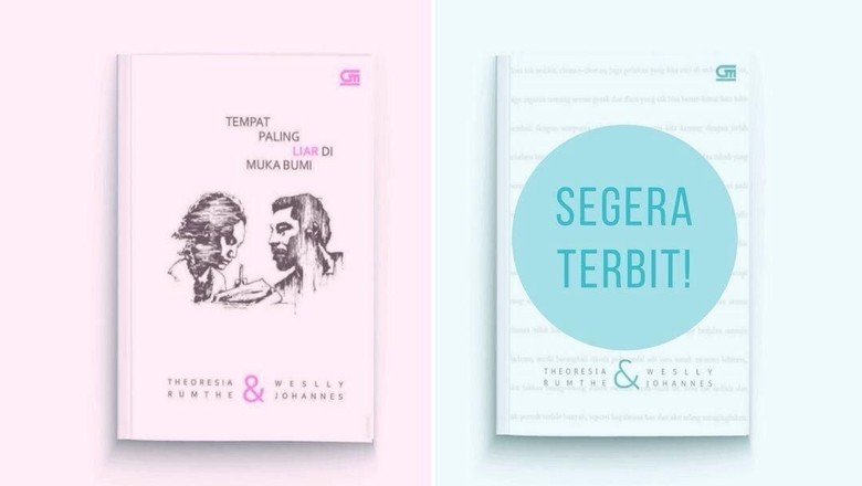 Buku Kumpulan Puisi Theoresia Rumthe dan Weslly Johannes Rilis 16 April