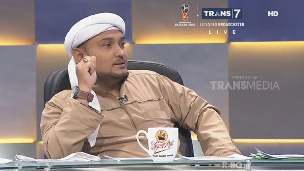 PA 212: Ustaz Abdul Somad Bersedia Jadi Cawapres Prabowo, Asal...