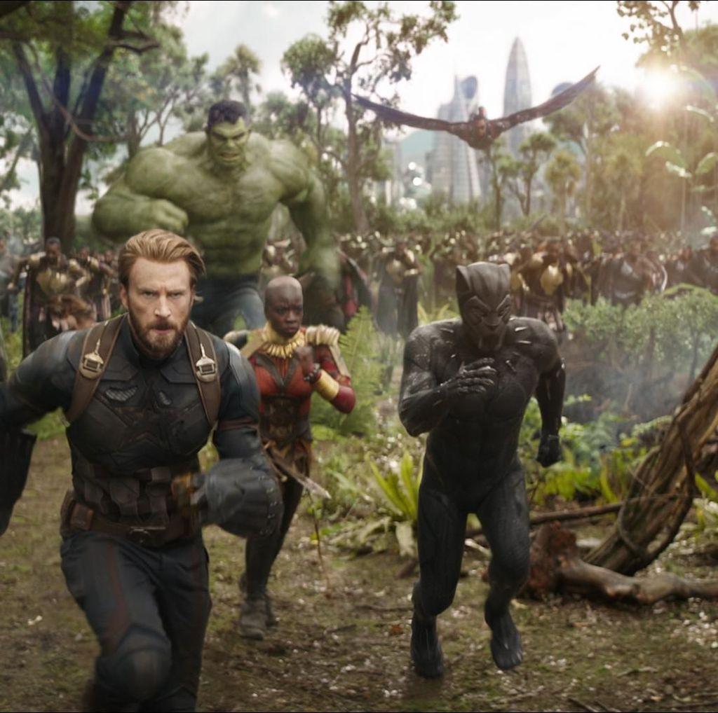 Hasil Quick Count, Avengers: Endgame Raih Rp 1,5 Triliun di China