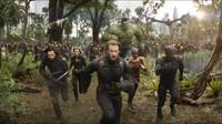 Capai Rp 22 Triliun, Infinity War Jadi Film Superhero Terbesar