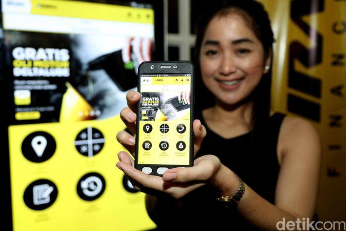 Adira Finance resmi meluncurkan aplikasi akses hari ini Rabu (21/3/2018) di Jakarta.