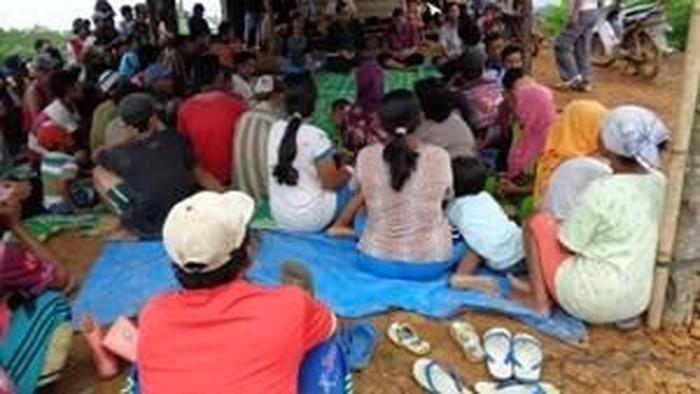 Program sertifikasi tanah oleh Jokowi, sebuah terobosan? (Foto: detik)