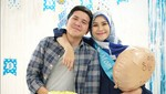 Happy Family! Bunga Citra Lestari  dan Ashraf Sinclair