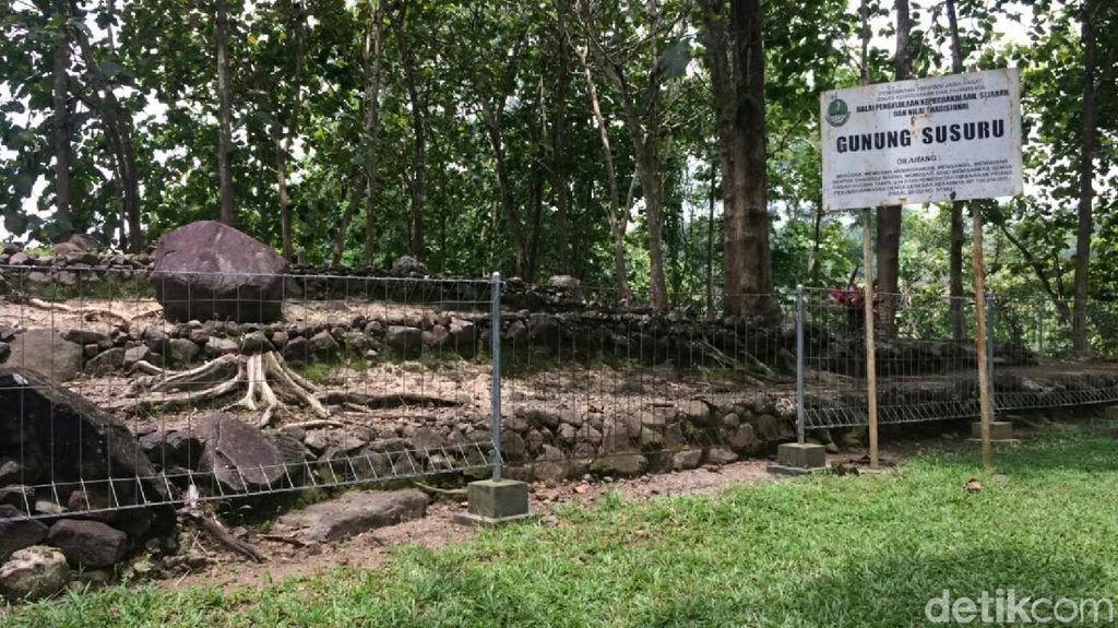 Foto: Situs Bersejarah Tertua di Ciamis