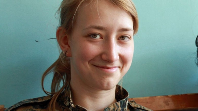 Kisah Wanita Inggris yang Jadi Petempur Kurdi dan Tewas di Suriah