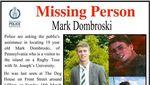 Foto: Dombroski, Mahasiswa AS yang Tewas Misterius di Bermuda