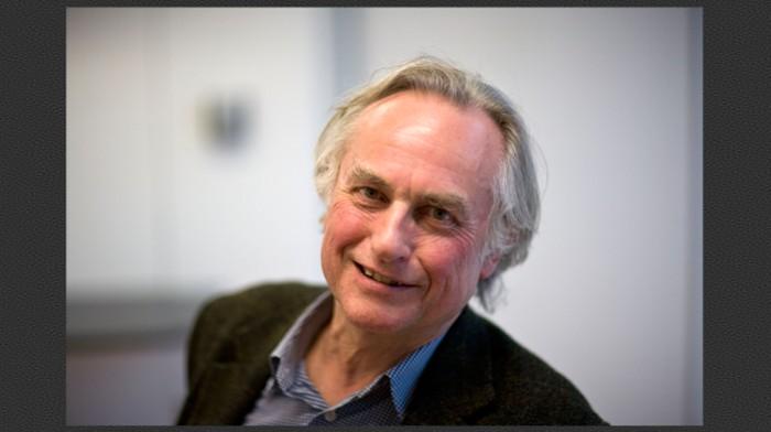 Foto: Richard Dawkins (dok. Pribadi)