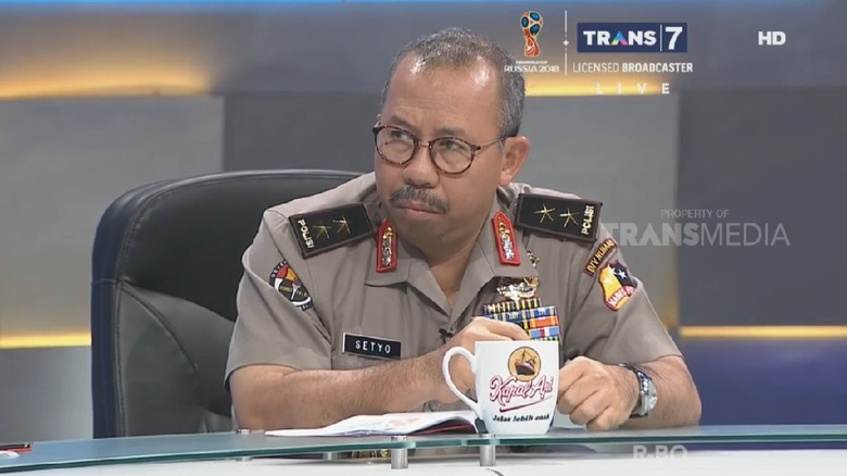 Jika Irjen Idham Jadi Wakapolri, Polri: Tak Ada Resistensi Senior