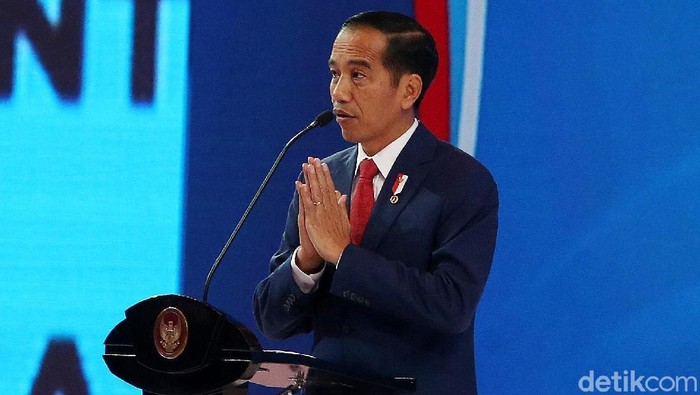 Foto: Presiden Jokowi. (Rengga Sancaya-detikcom)