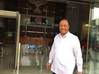 Usai Diperiksa KPK, Direktur Produksi Garuda Irit Bicara